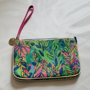 Lilly Pulitzer| Palm Wristlet